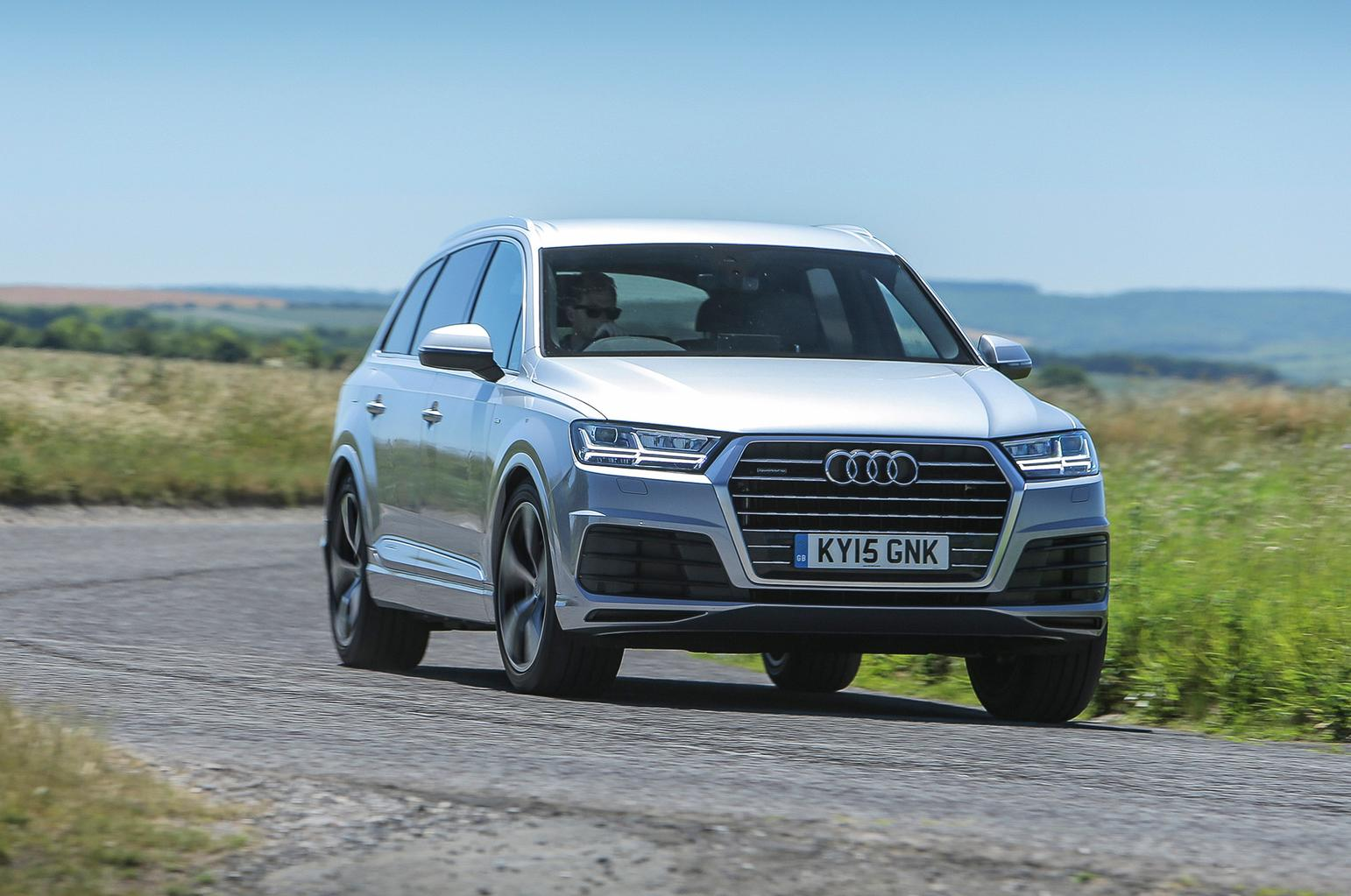 The best 4x4s and SUVs in 2016