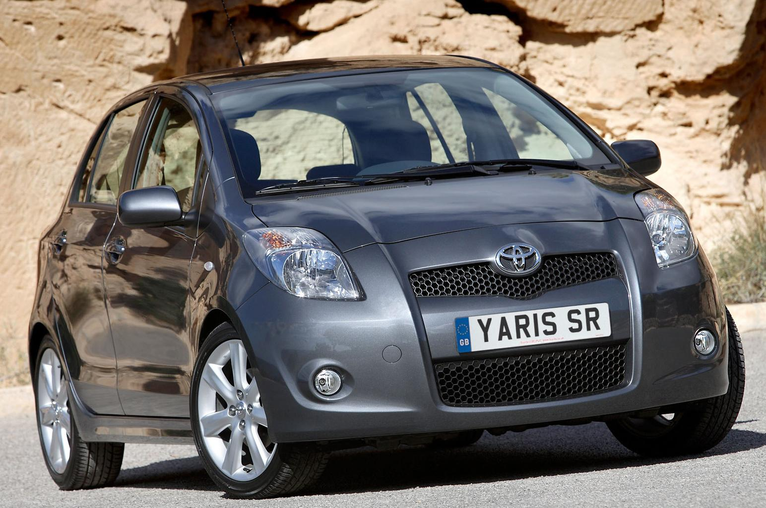 5 reasons to buy a Toyota Yaris