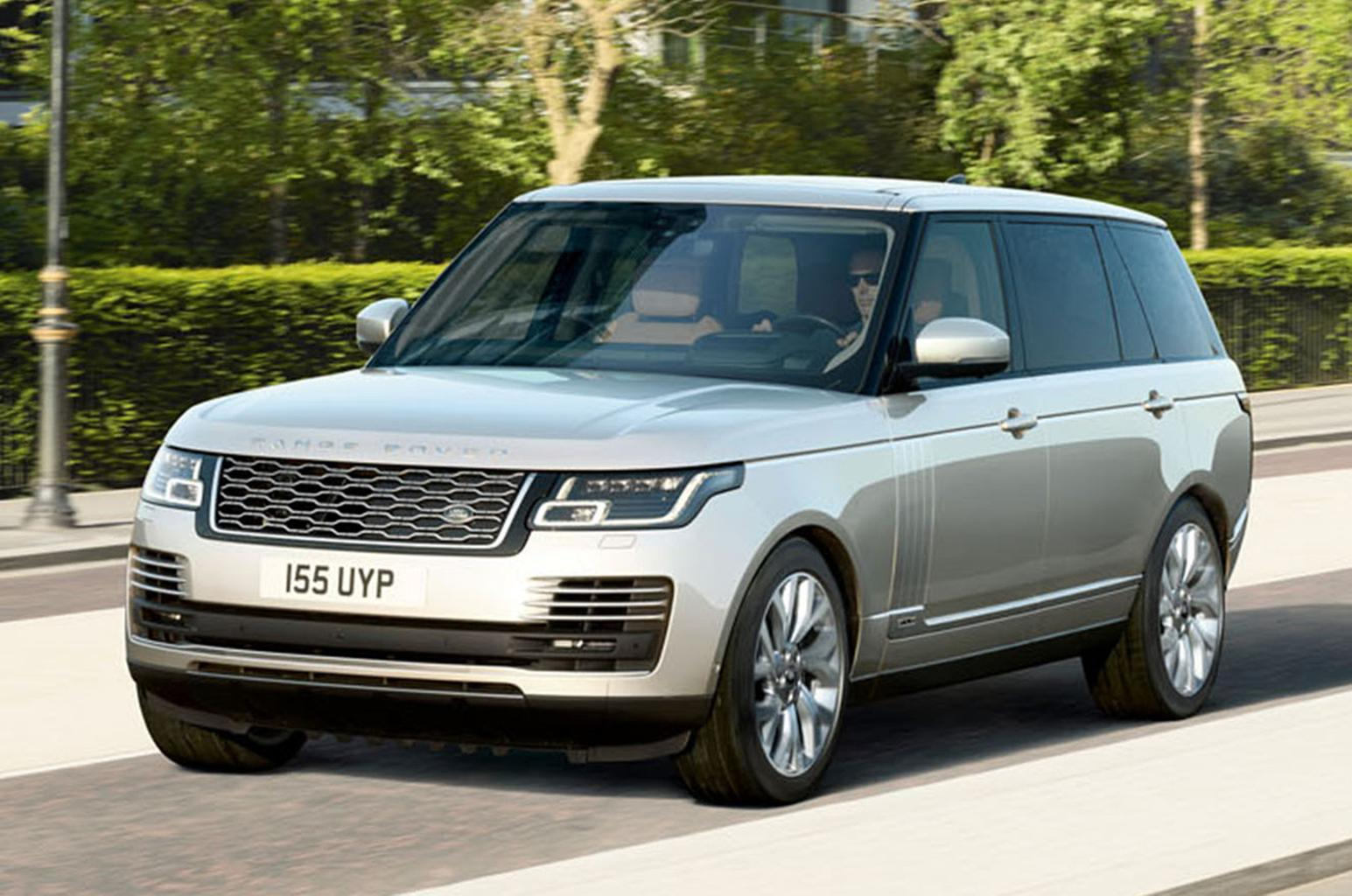 2018 Range Rover facelift – price, specs and release date
