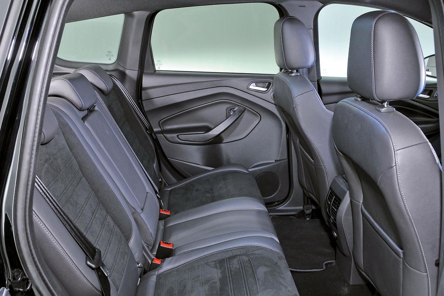 New Seat Ateca vs Audi Q2 vs Ford Kuga