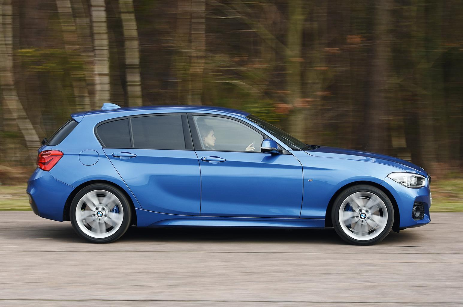 Audi A3 Sportback vs BMW 1 Series vs Infiniti Q30: What will they cost?