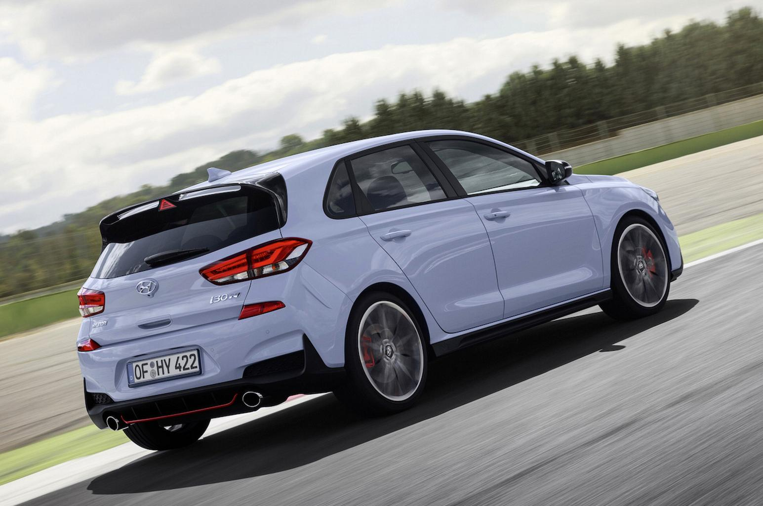 2017 Hyundai i30N review – price, specs and release date