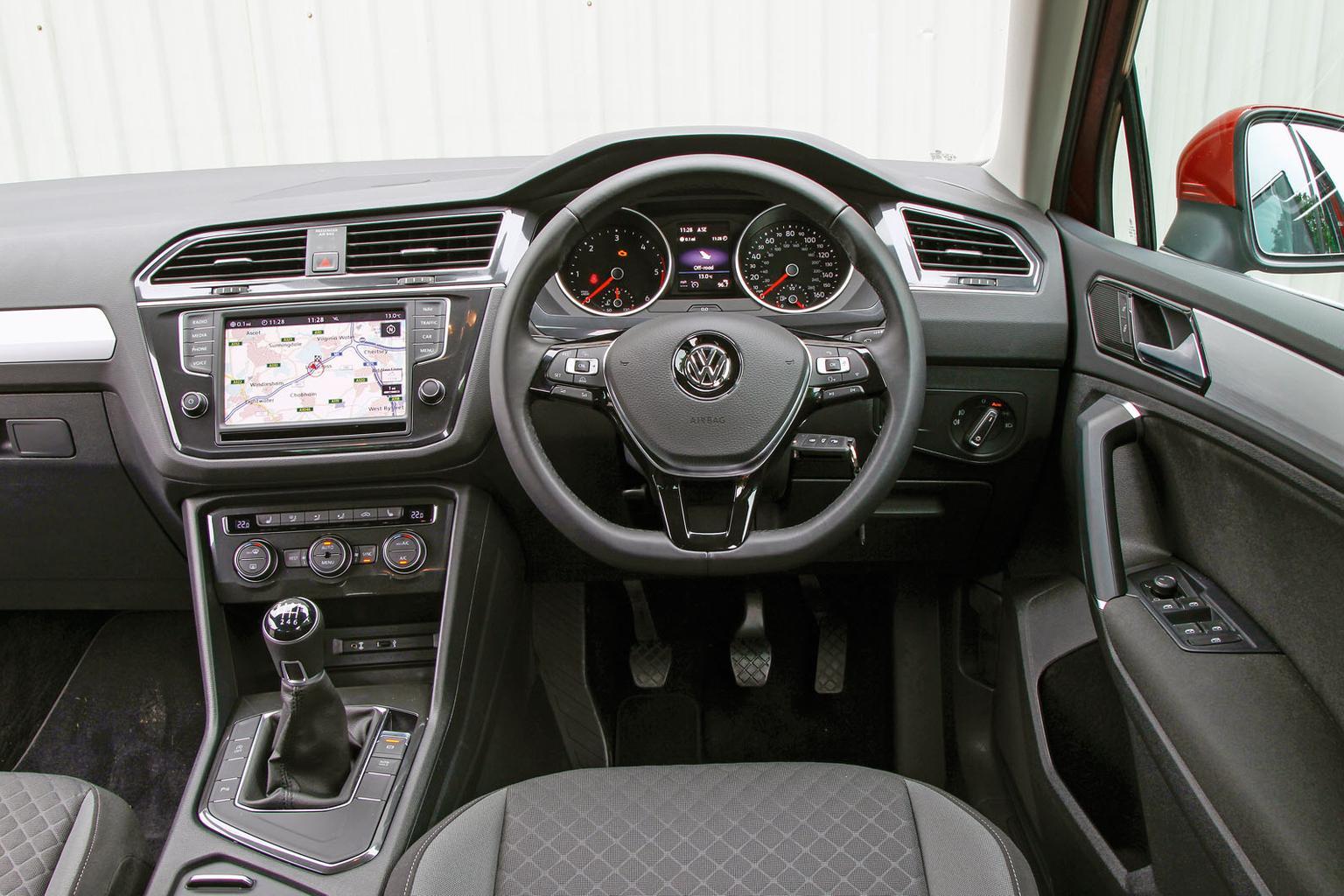 How to spec a Volkswagen Tiguan