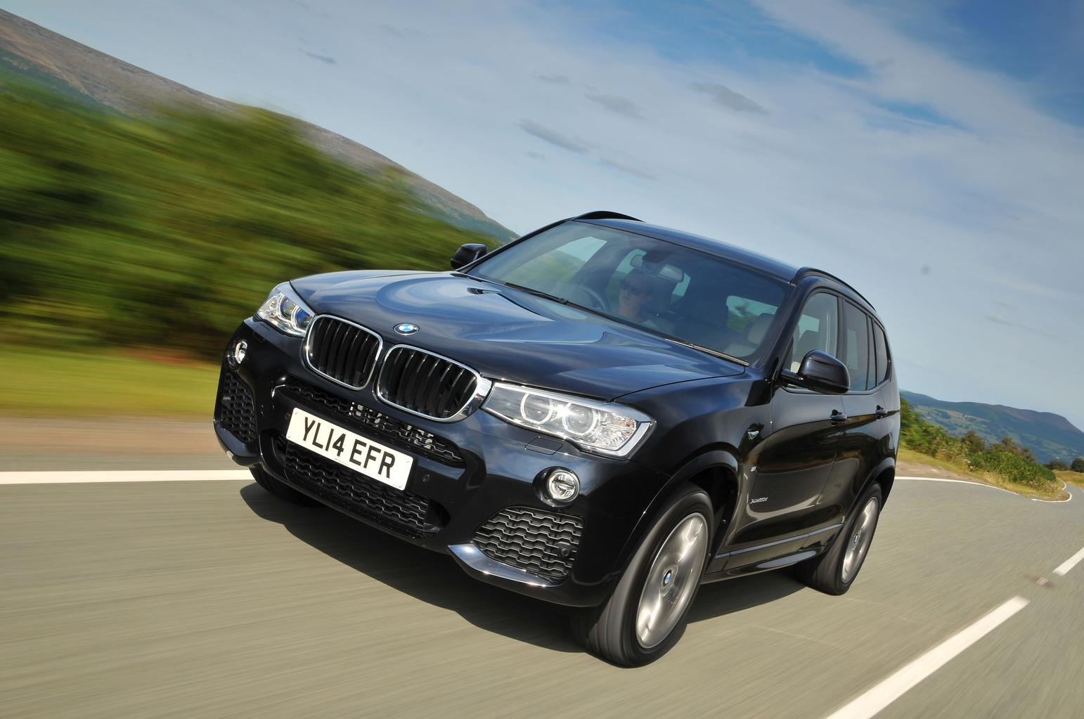 7 reasons to buy a BMW X3