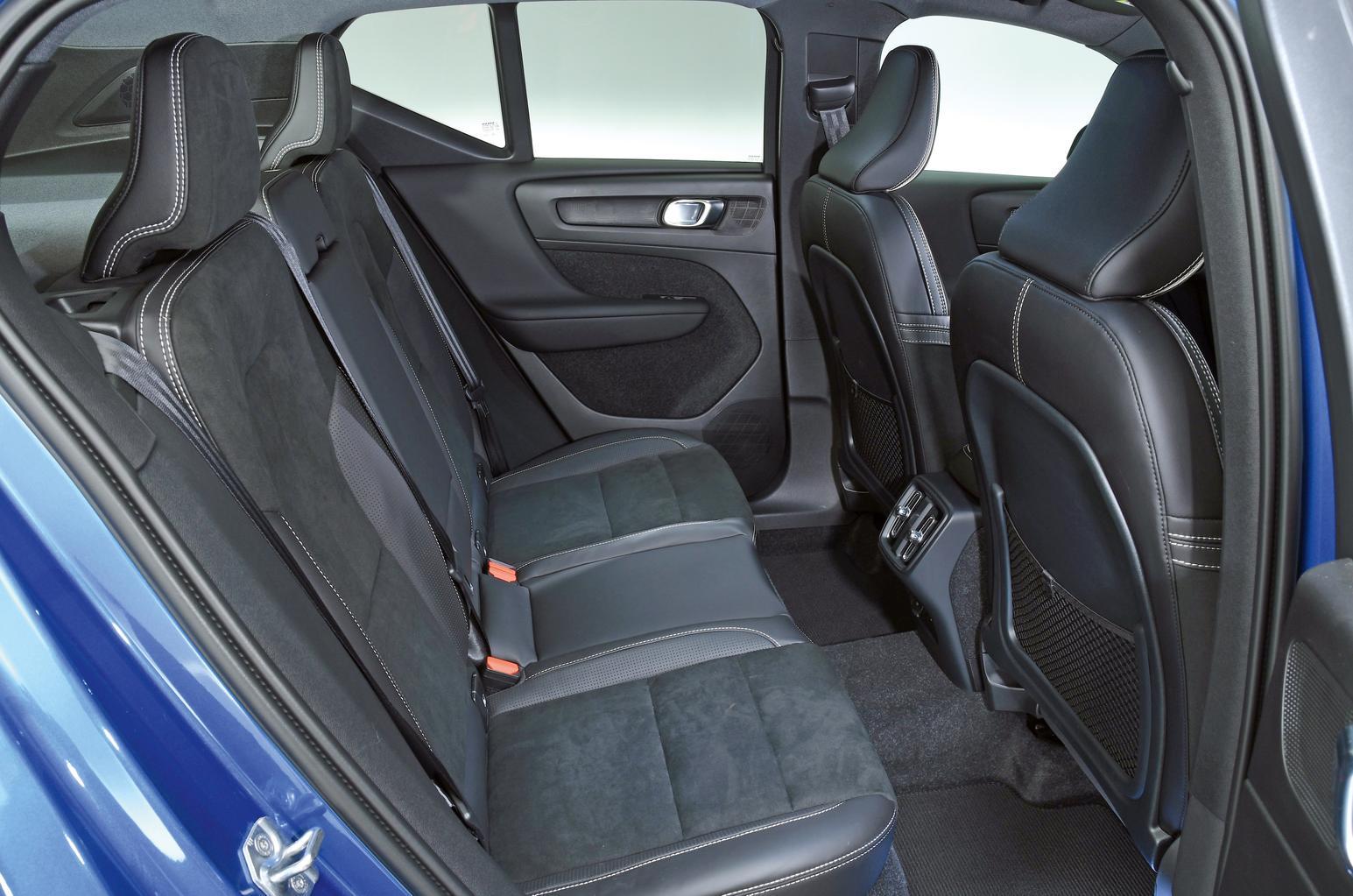New BMW X2 & Jaguar E-Pace vs Volvo XC40