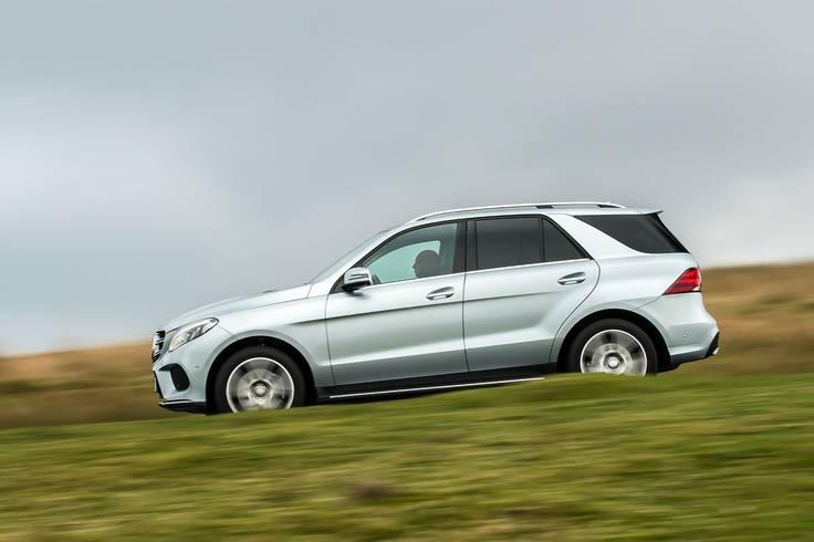 Deal of the Day: Mercedes-Benz GLE