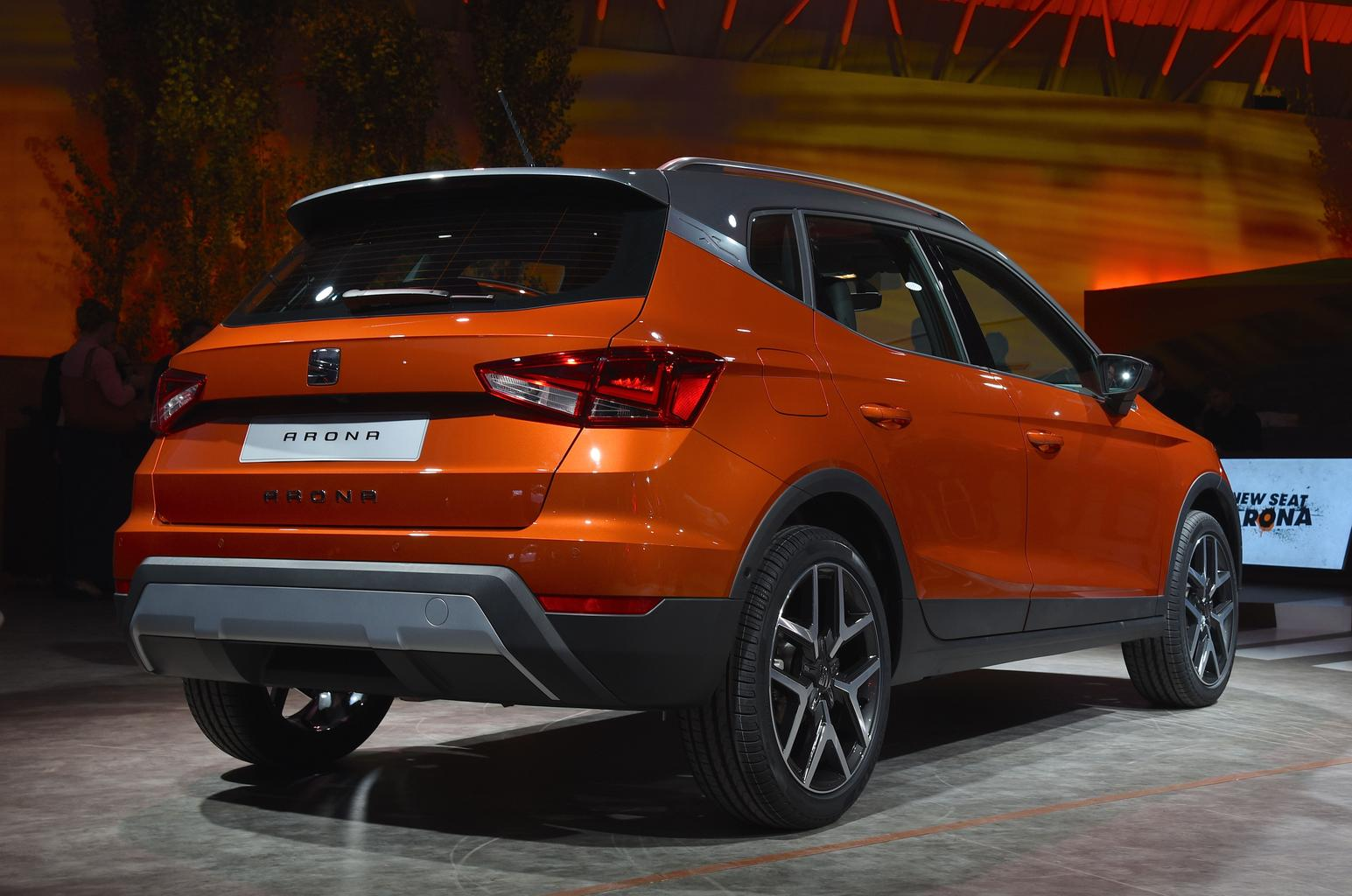 2018 Seat Arona prices revealed – plus specs and release date