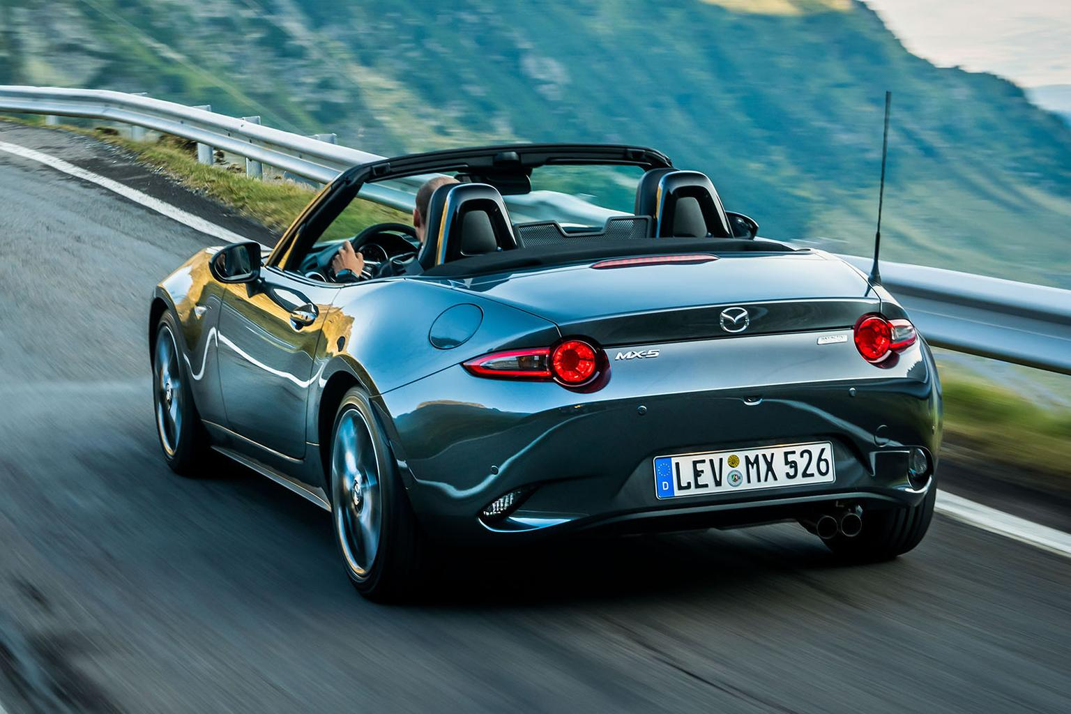 2018 Mazda MX 5 Review   Price, Specs And Release Date