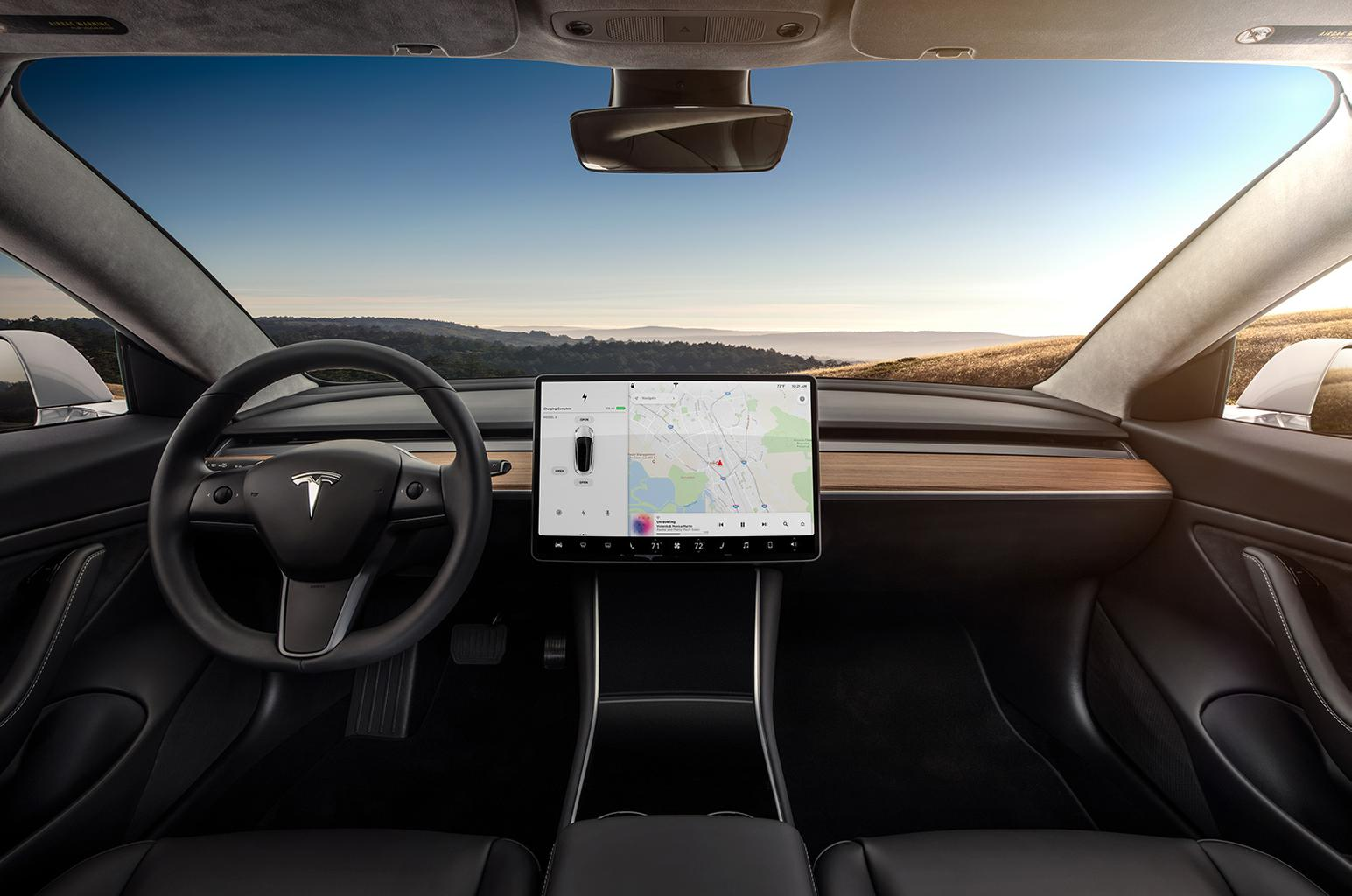 2018 Tesla Model 3 – prices, specs and release date