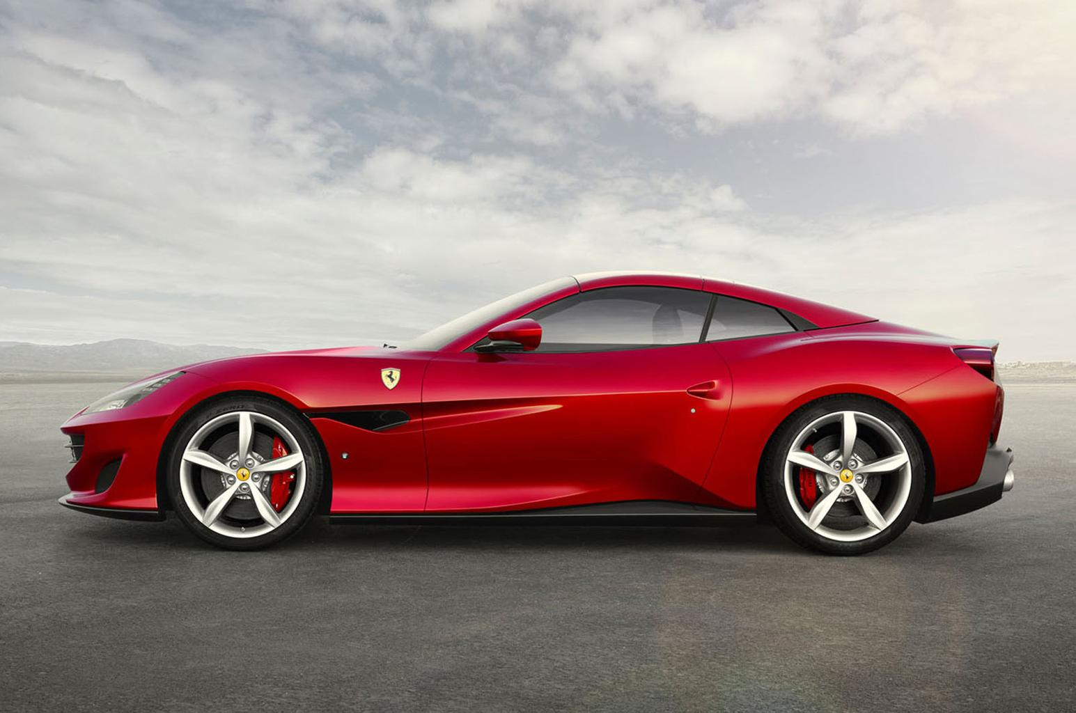 Elegant New Ferrari Portofino Revealed U2013 Prices, Specs And Release Date