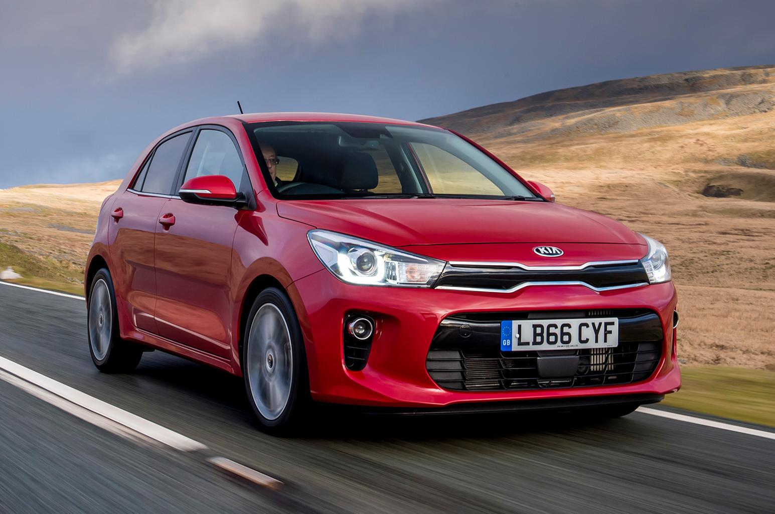 Best (and worst) small cars for tall drivers 2018