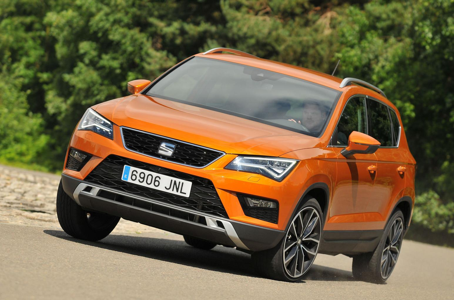 7 reasons to buy a Seat Ateca