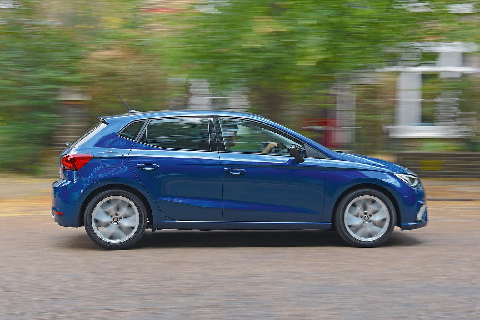 New Hyundai i20 vs Seat Ibiza