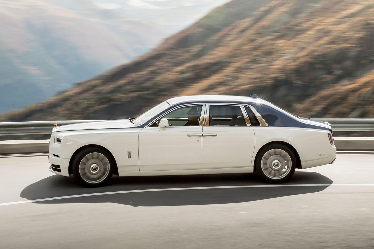 2017 Rolls-Royce Phantom review - price, specs and release date