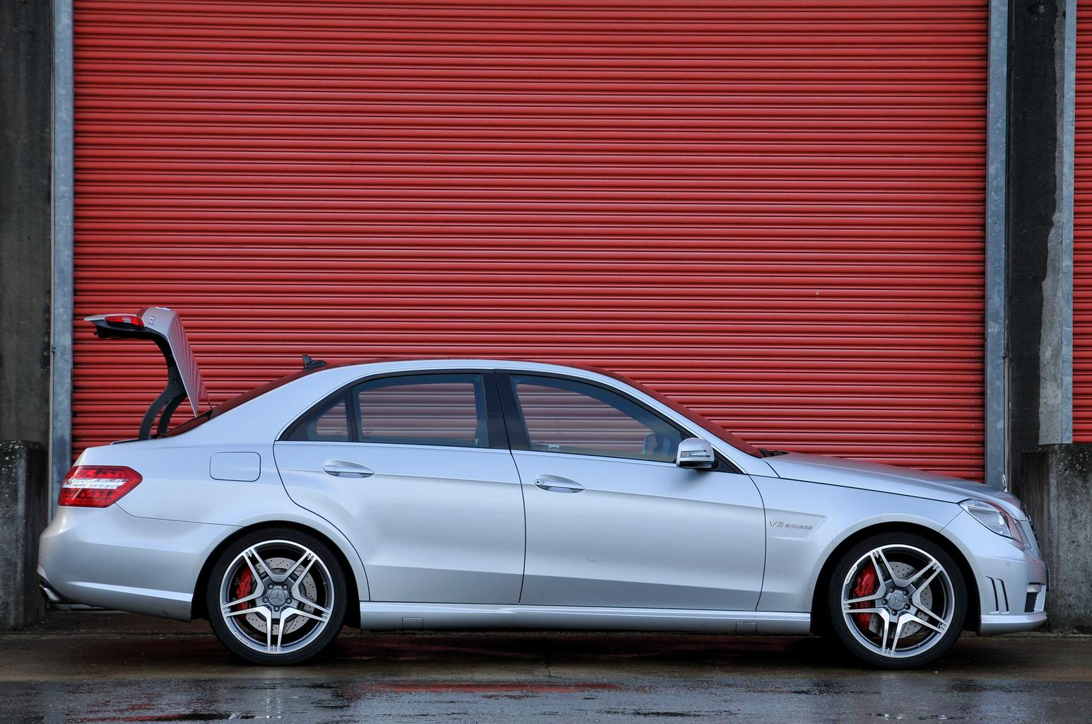 Used test – super saloons: BMW M5 vs Mercedes E63 AMG