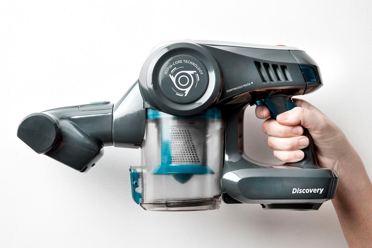 Best handheld vacuum cleaners 2017 - Group Test