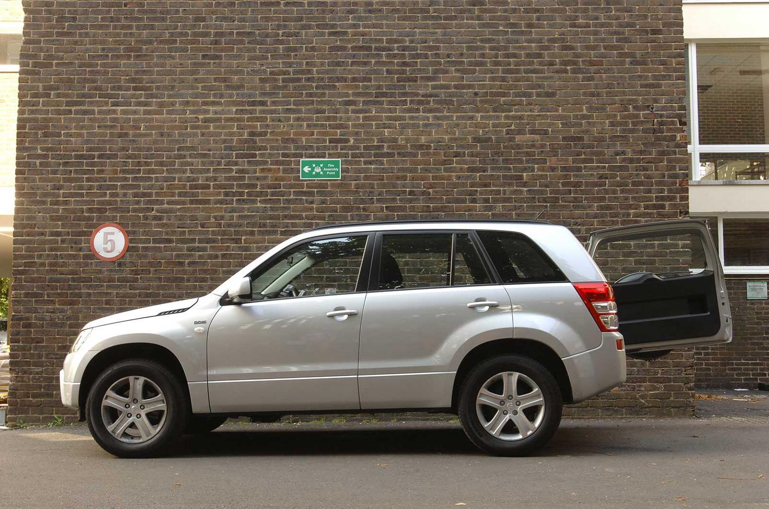 Used car of the week: Suzuki Grand Vitara