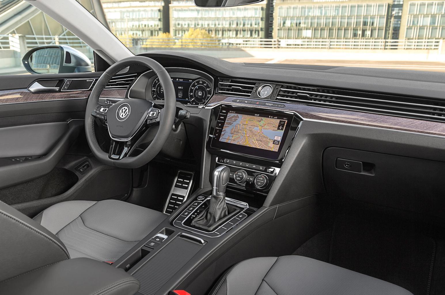 2017 Volkswagen Arteon review - price, specs and release date