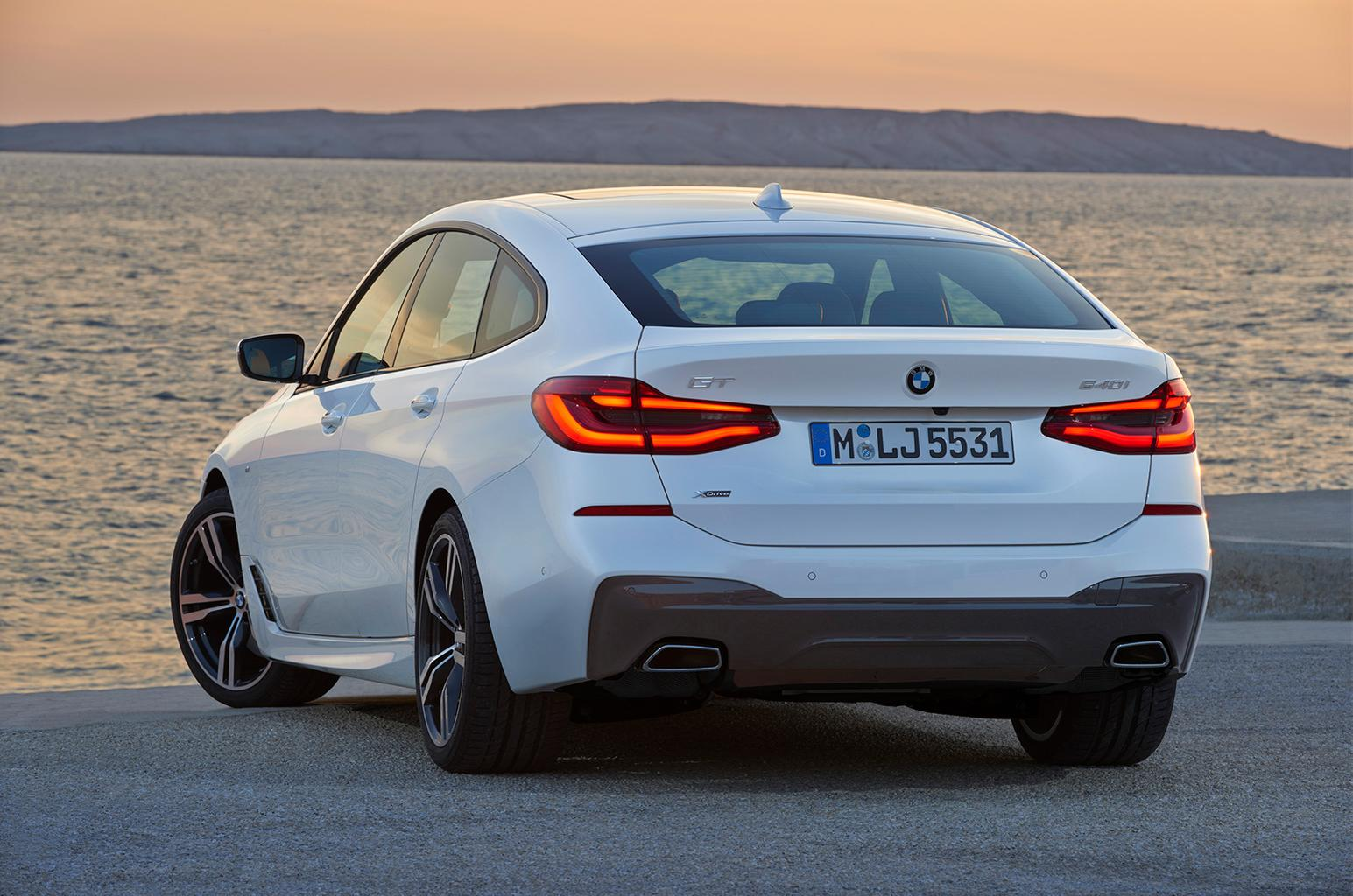 New BMW 6 Series GT – prices, specs and release date