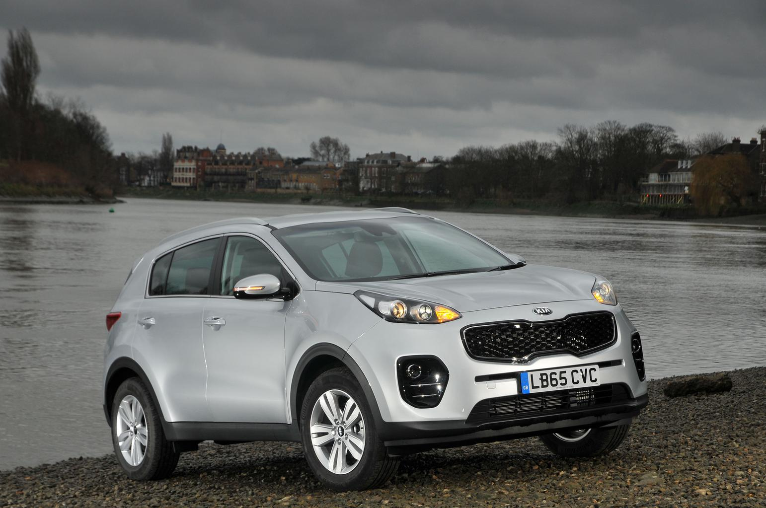 10 reasons to buy a Kia Sportage