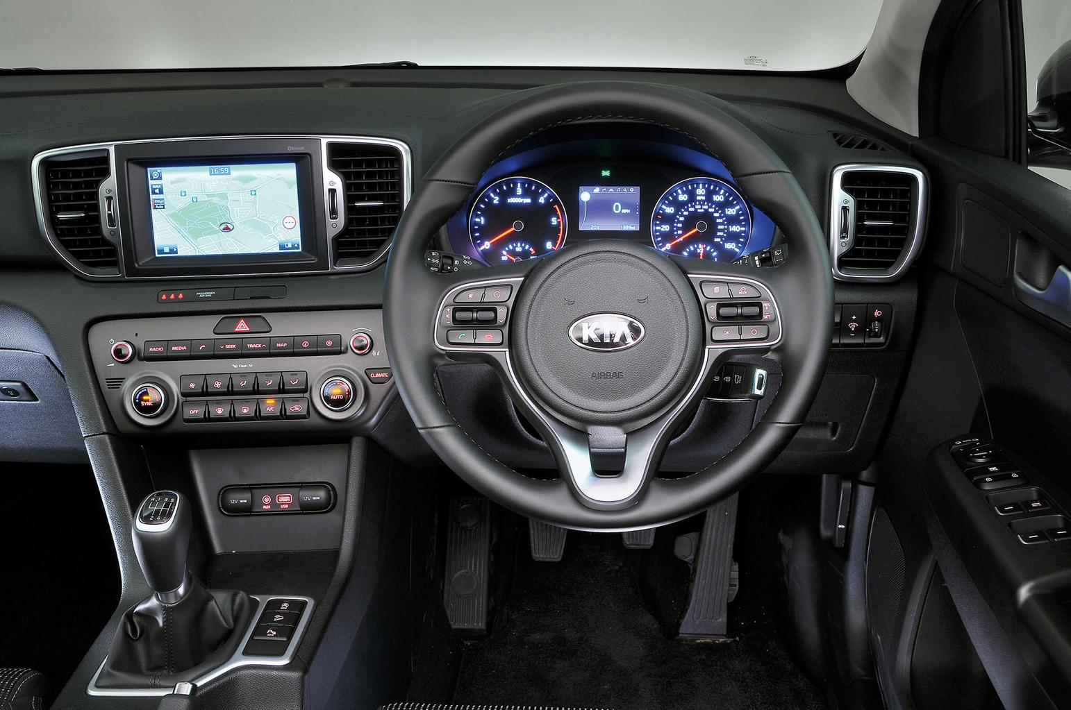 10 reasons to buy a Kia Sportage