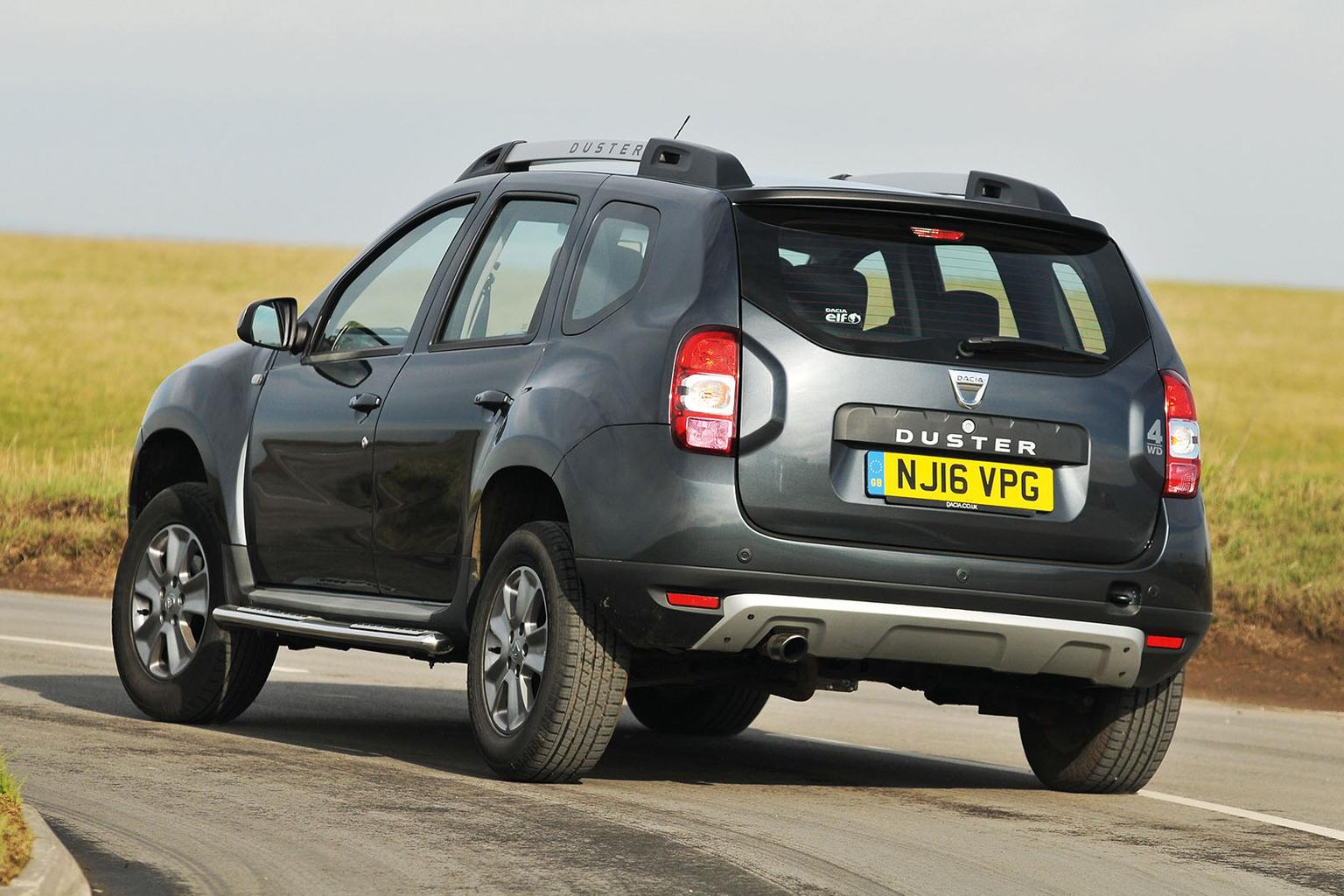 New Suzuki Ignis vs Dacia Duster