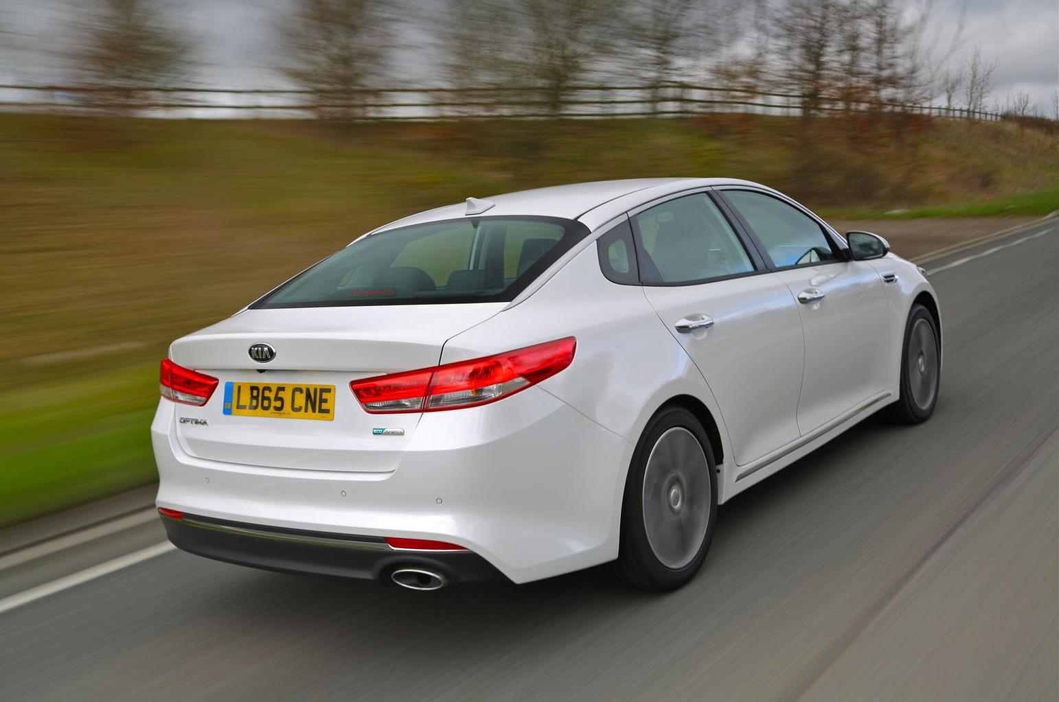New car deal of the Day: Kia Optima