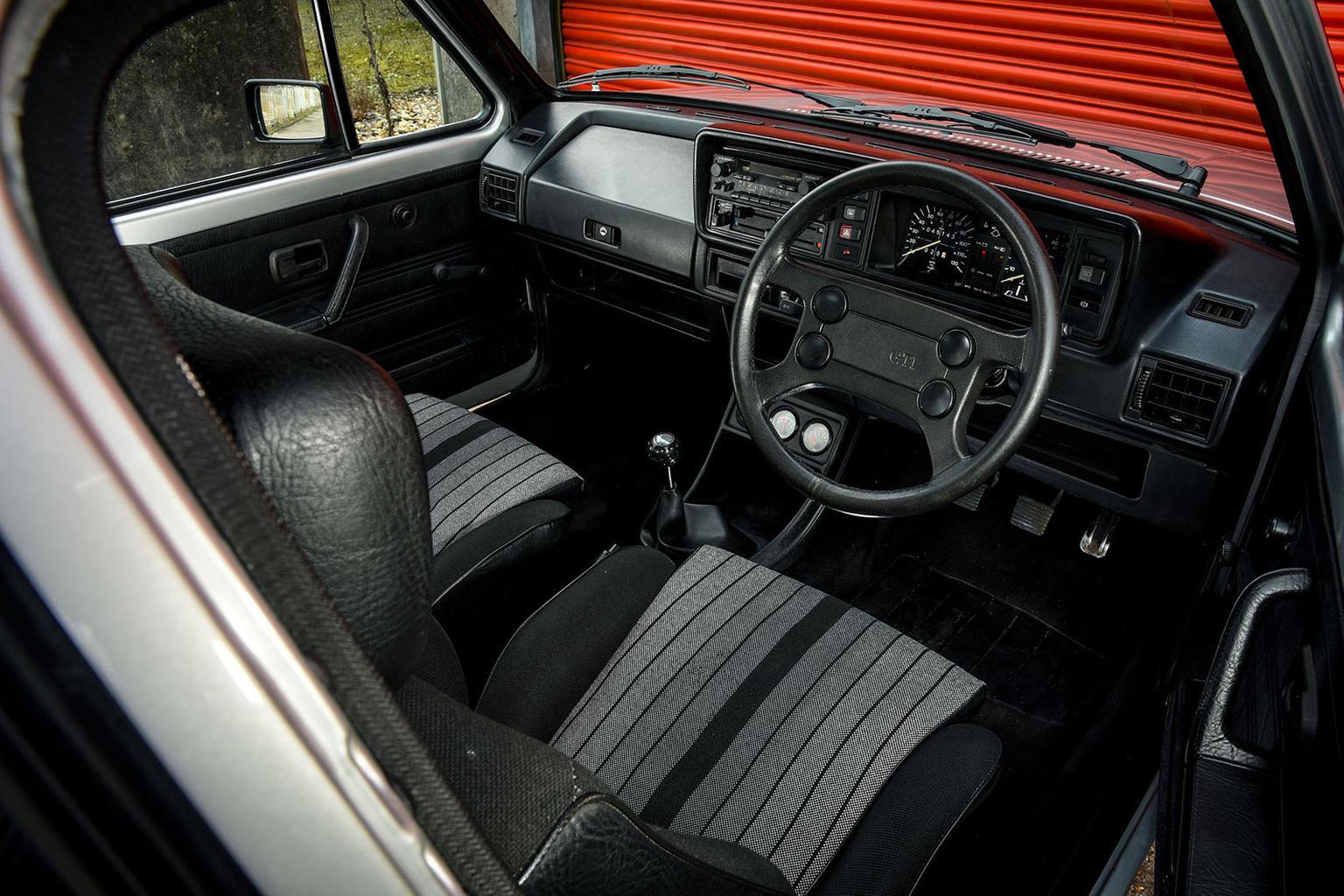 Volkswagen Golf GTI MK1 - Rewind Wednesday