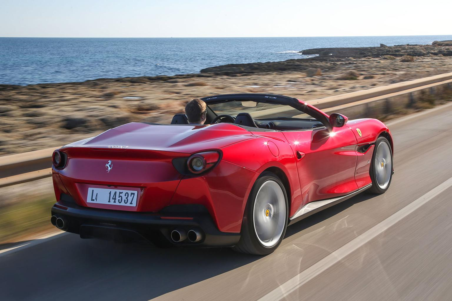 2018 Ferrari Portofino review - price, specs and release date