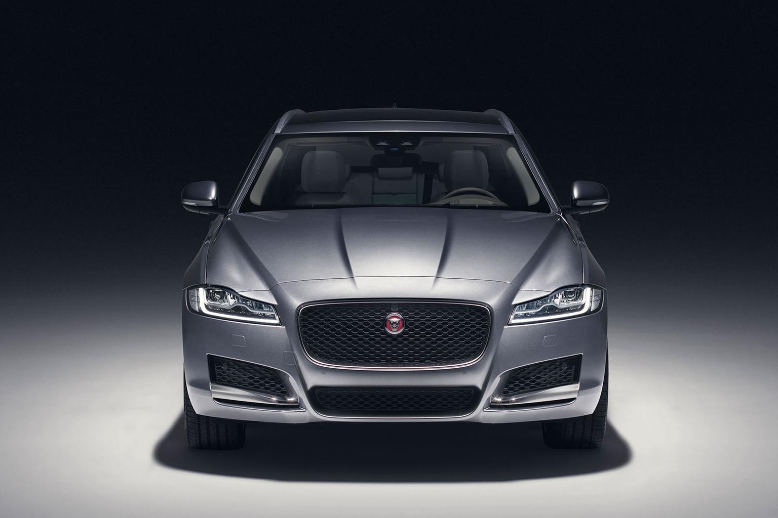 New Jaguar XF Sportbrake in pictures