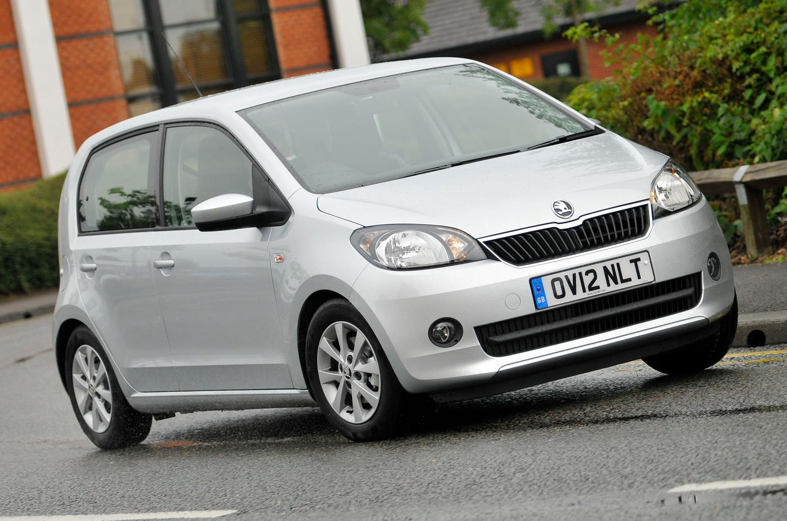 Used test – clever city cars: Fiat Panda vs Skoda Citigo