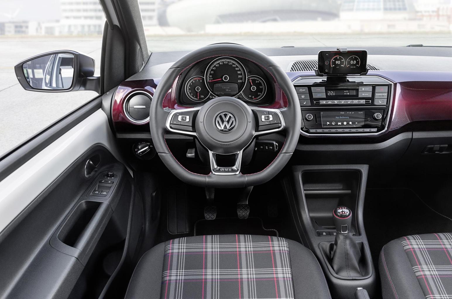 Volkswagen Up GTI review 2018