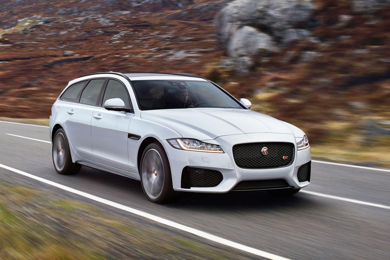 Jaguar XF Sportbrake unveiled