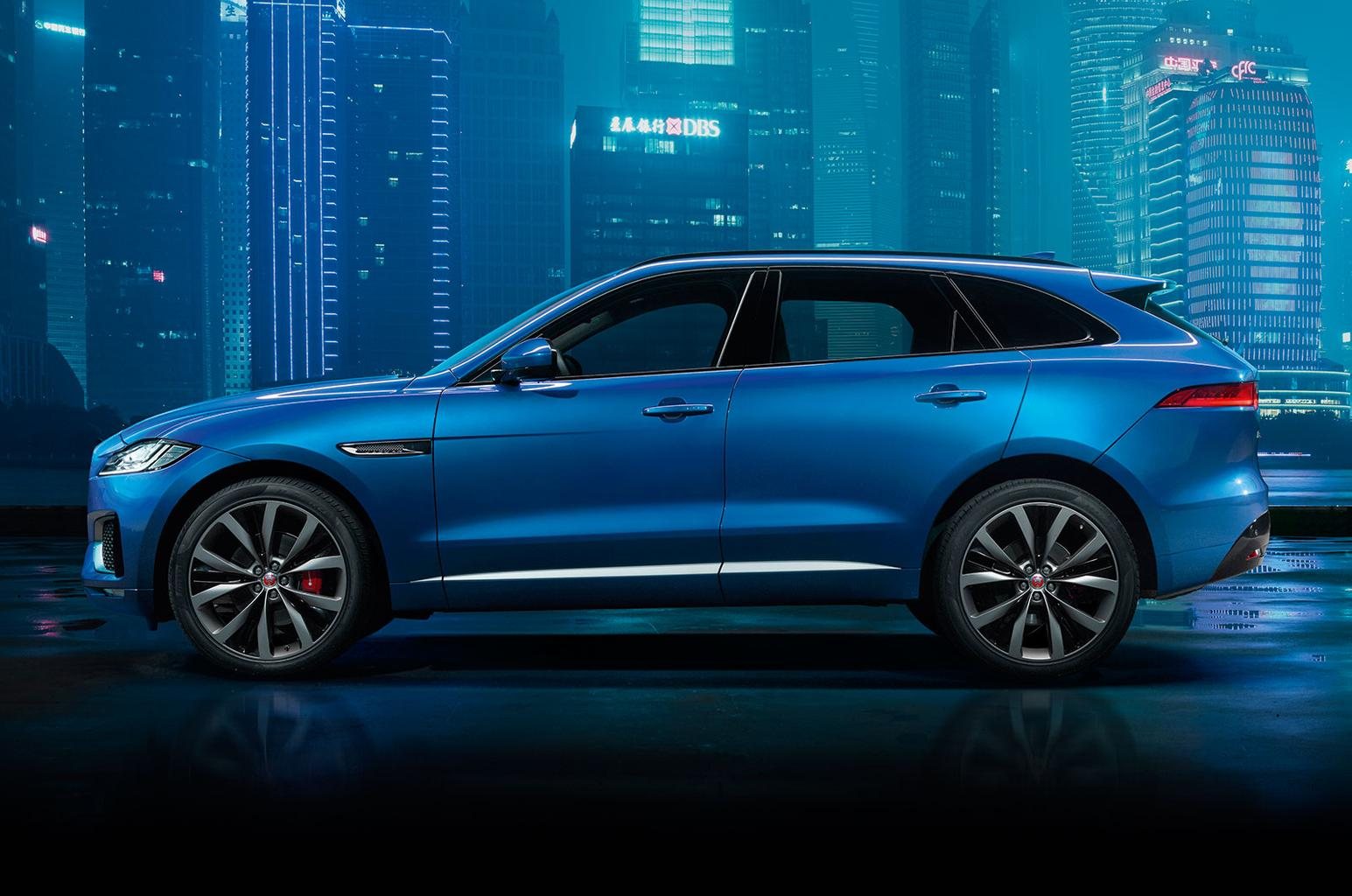 Jaguar F-Pace - What Car? Readers give their verdict