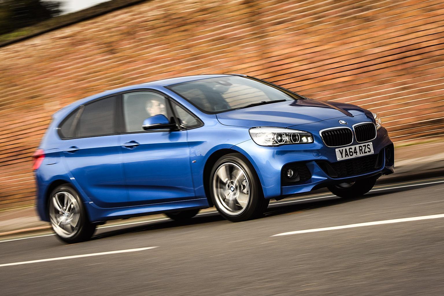 BMW 2 Series Active Tourer long-term review