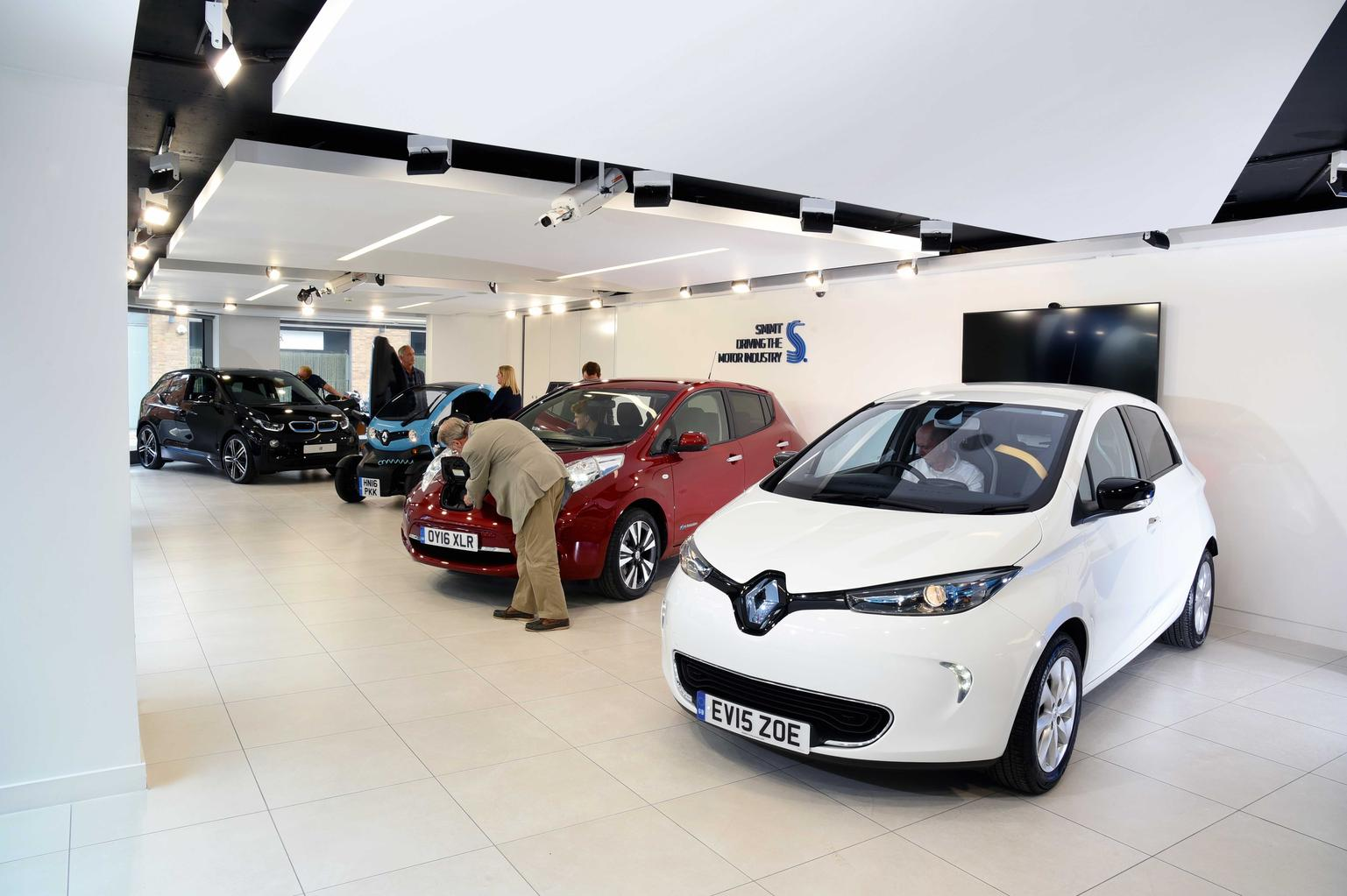 Would you buy an electric car? - Reader test team