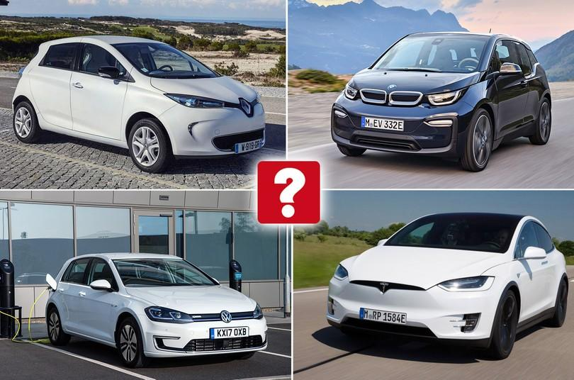 The best and worst electric cars
