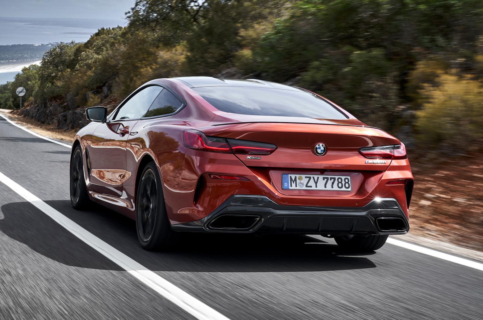 2019 BMW 8 Series M850i XDrive Review