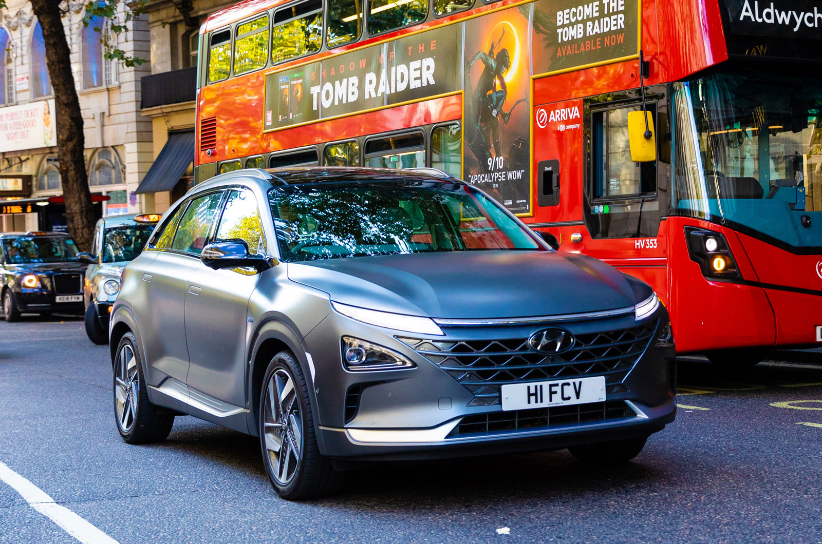 Hydrogen Cars: What Is A Hydrogen Fuel Cell Car?