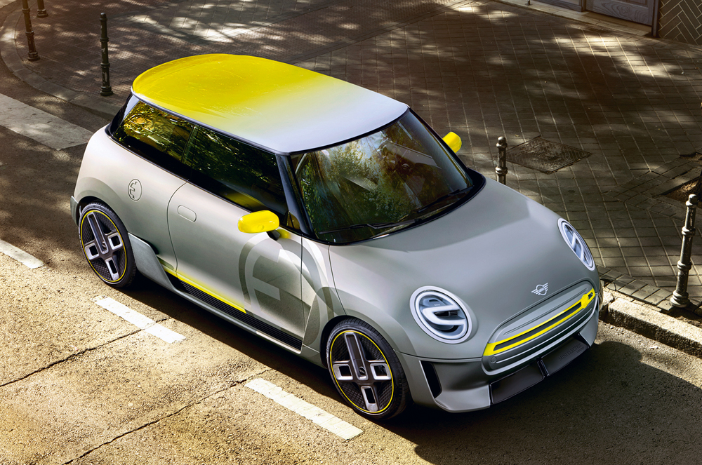 Mini Electric front
