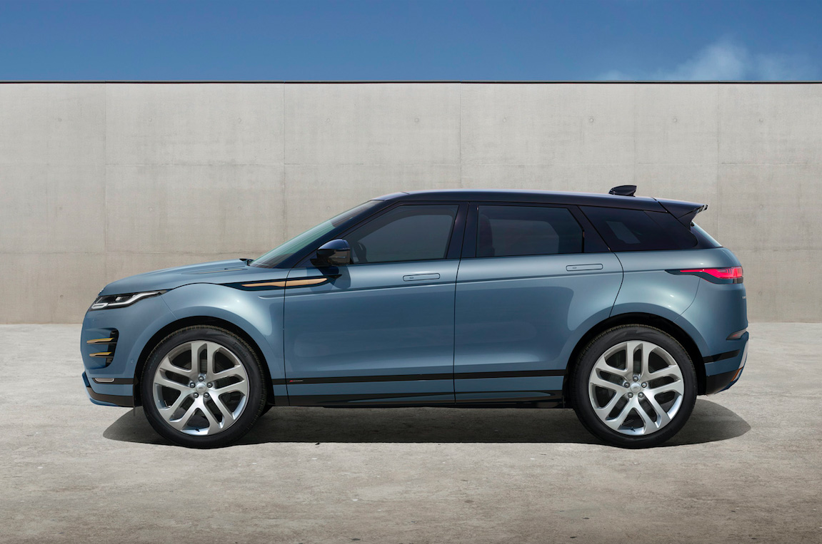 2019 Range Rover Evoque: space, practicality and engines ...